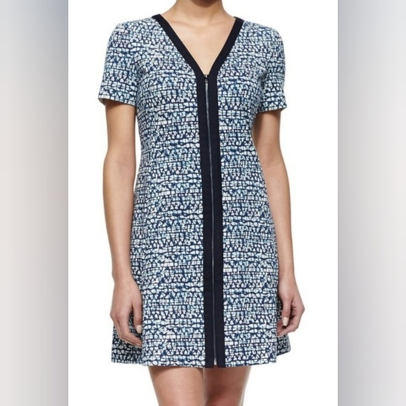 Tory Burch Dresses & Skirts - Tory Burch Zip-up Dress Size S